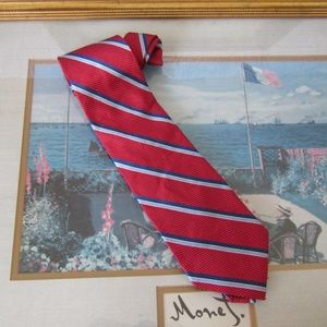 New Nautica Silk Necktie